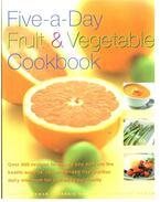 Five-a-day Fruit & Vegetables Cookbook