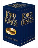 The Lord of the Rings - 7 Book Slipcase