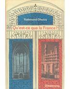 Qu'est-ce que la France?