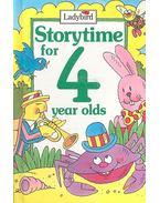 Storytime For Four Year Olds