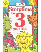 Storytime for Three Year Olds