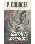 Contacts spécialisés