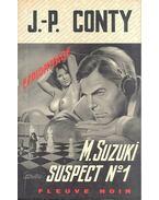 M. Suzuki suspect n° 1