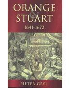 Orange & Stuart 1641-1672