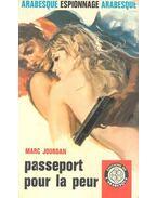 Passeport pour la peur