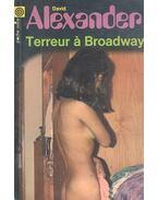 Terreur à Broadway
