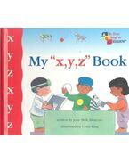 My x, y, z Book