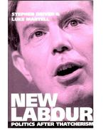 New Labour  - Politics after Thatcherism