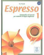 Espresso Vol. 1 - Grammatica ed esercizi per studenti di lingua ungherese