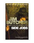 Side Jobs - Stories from the Dresden Files