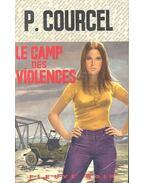 Le camp des violences