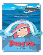 Ponyo on the Cliff Picture Book