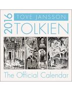 Tolkien Calendar 2016 - Illustrated by Tove Jansson