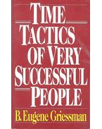 Time Tactics of Very Sucessful People