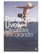 Oleander, Jacaranda: A Childhood Perceived