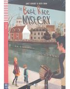 The Boat Race Mystery - Stage 1 (+CD)