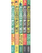 Alexander McCall Smith Ladies Detective Agency Set x 5 PBs