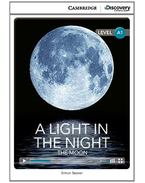 A Light in the Night: The Moon Beginning Book with Online Access - Level A1