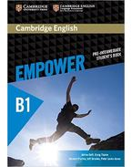 Cambridge English Empower Pre-intermediate Student's Book