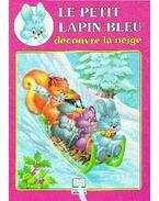 Le petit lapin bleu