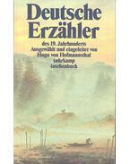 Deutsche Erzähler 1-2