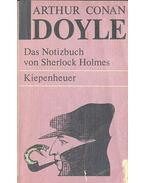 Das Notizbuch von Sherlock Holmes