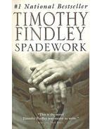 Spadework