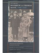 Letters of Heinrich and Thomas Mann