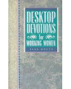 Desktop Devotions for Working Women