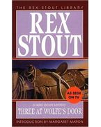 Three at Wolfe's Door