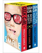 Box of Geek: Geek Girl books 1-3 (Geek Girl, Model Misfit and Picture Perfect)