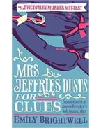 Mrs Jeffries Dusts for Clues - BRIGHTWELL, EMILY