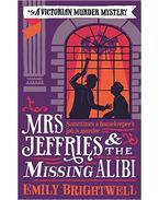 Mrs Jeffries and the Missing Alibi - BRIGHTWELL, EMILY