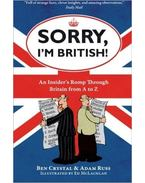 Sorry, I'm British