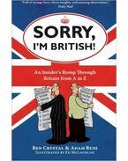 Sorry, I'm British