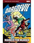 Daredevil: Marked For Murder