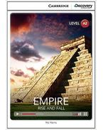 Empire - Rise and Fall with Online Access - Cambridge Discovery Interactive Readers - Level A2
