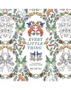 Every Little Thing : Flat Vernacular Coloring Book