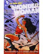 Wonder Woman Volume 1: Blood TP