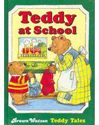 Teddy at School