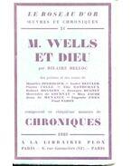 M. Wells et dieu