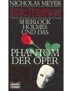 Sherlock Holmes und das Phantom der Oper - Aus den Memoiren von John H. Watson (Eredeti cím: The Canary Trainer)