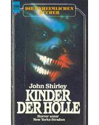 Kinder der Hölle - Horror unter New Yorks Straßen (Eredeti cím: Cellars) - Shirley, John