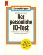 Der persönliche IQ-Test