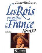 Les Rois qui ont fait la France, Henri IV