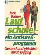 Laufschule - ein Antistreßprogramm