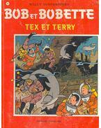 Bob et Bobette, Tex et Terry