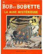 Bob et Bobette, La mine mystérieuse