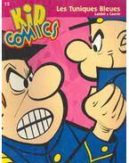 Kid comics, Les Tuniques Bleues