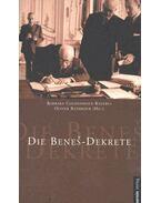 Die Beneš-Dekrete